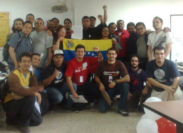 Comunidad Software Libre Venezuela